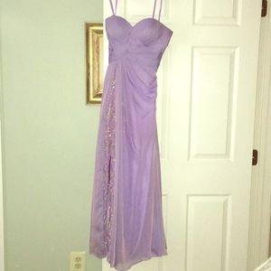 2014 La Femme Prom Dress